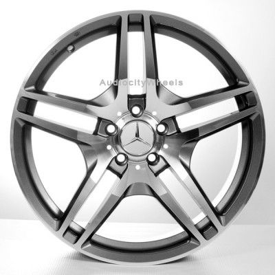 19inch Mercedes Benz Wheels Rims E C CLK SLK SEL